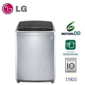 LG 15公斤6-MOTION DDD變頻洗衣機(WT-D156SG)