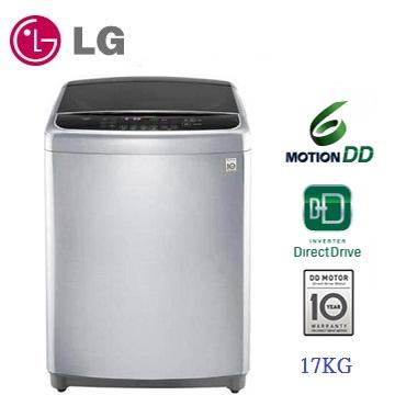 LG 17公斤6-MOTION DDD變頻洗衣機(WT-D176SG)