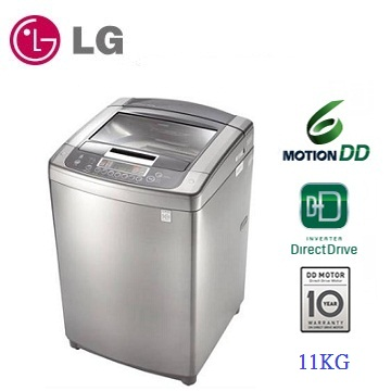 LG 11公斤6-MOTION DDD變頻洗衣機(WT-D115MG)