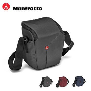 Manfrotto 開拓者單眼槍套包-深藍(NX Holster DSLR)