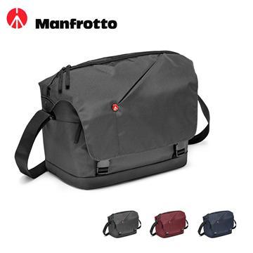 Manfrotto 開拓者郵差包-酒紅(NX Messenger)