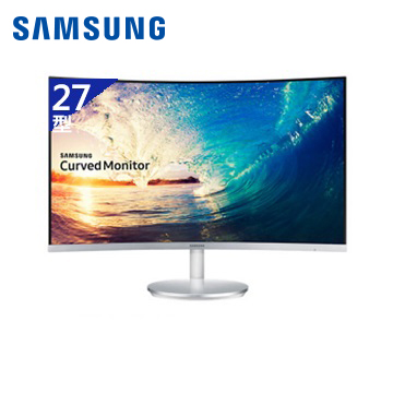 【27型】SAMSUNG Curved液晶顯示器(C27F591FDE)