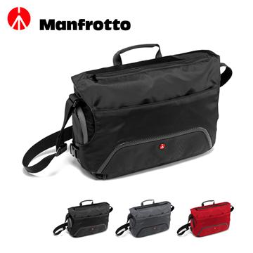 Manfrotto 曼富圖 專業級腳架郵差包-黑(Befree Messenger)