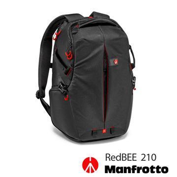 Manfrotto 旗艦級大紅蜂後開雙肩後背包(RedBee Backpack)