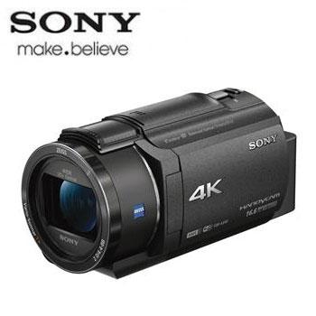 SONY FDR-AX40 4K高畫質攝影機(FDR-AX40 Value Pack)
