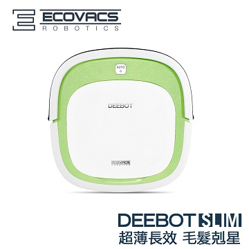 Ecovacs-DEEBOT智慧吸塵機器人(SLIM-DA60)   快3網路商城~燦坤實體守護
