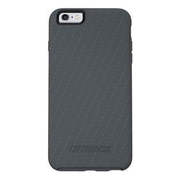 iPhone 6s OtterBox Symmetry防摔殼-灰虛線(77-52300)