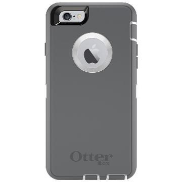 【iPhone 6s】OtterBox Defender 防摔殼-灰