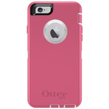 【iPhone 6s】OtterBox Defender 防摔殼-粉