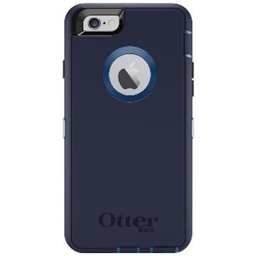 【iPhone 6s】OtterBox Defender 防摔殼-藍(77-52137)