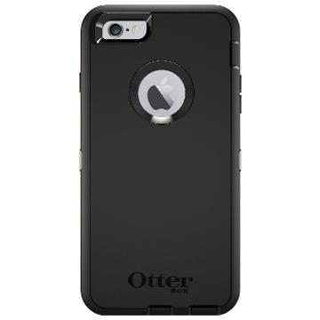 【iPhone 6s Plus】OtterBox Defender防摔殼-黑