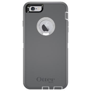 【iPhone 6s Plus】OtterBox Defender防摔殼-灰