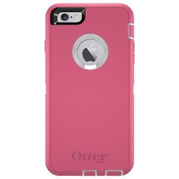 【iPhone 6s Plus】OtterBox Defender防摔殼-粉