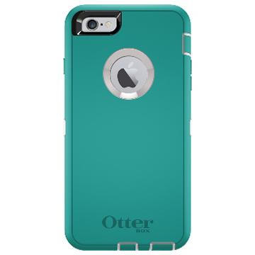 【iPhone 6s Plus】OtterBox Defender防摔殼-綠