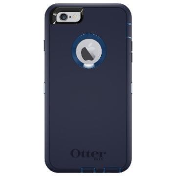 【iPhone 6s Plus】OtterBox Defender防摔殼-藍