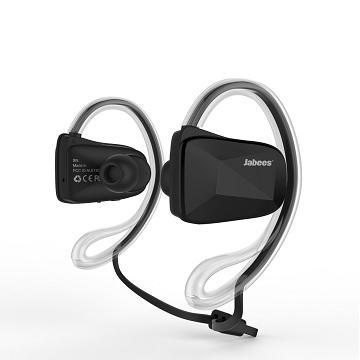 Jabees Bsport 运动型蓝牙耳机-黑(Bsport-黑)