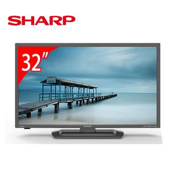 SHARP 32型LED液晶電視(LC-32LE275T)