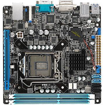 ASUS華碩 Mini-ITX 伺服器主機板(P9D-I)