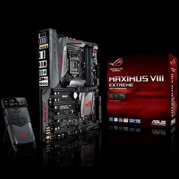 ASUS華碩 Z170 主機板(MAXIMUS VIII EXTREME)