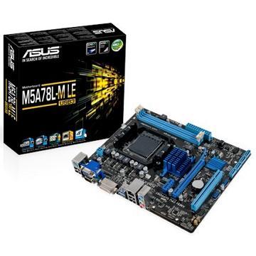 ASUS華碩 760G 主機板(M5A78L-M LE/USB3)