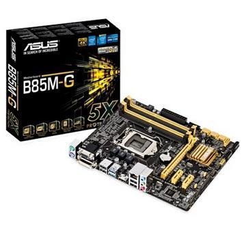 ASUS華碩 B85 主機板(B85M-G-1)