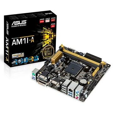 ASUS華碩 AMD AM1 Mini-ITX Soc 主機板(AM1I-A)