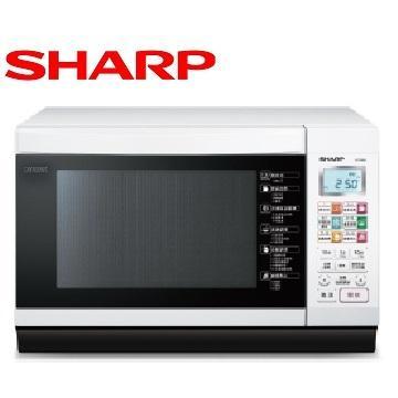 SHARP 27L變頻烘/燒烤微波爐