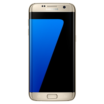 SAMSUNG Galaxy S7 edge 金(SM-G935FD金)