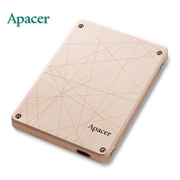【120G】Apacer 宇瞻 2.5吋 外接 固態硬碟(AS720系列)(AS720-120GB)