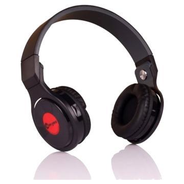 Sun-yes耳罩式線控耳機麥克風-黑