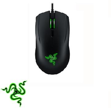 Razer Abyssus地獄狂蛇滑鼠(附巨甲蟲鼠墊)