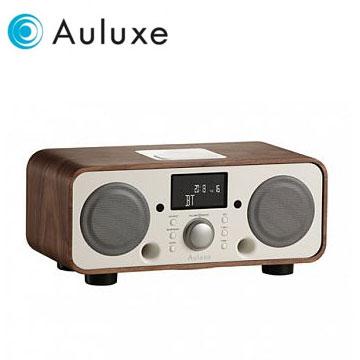 Auluxe NFC/藍牙/USB揚聲器(New Breeze(胡桃木白))