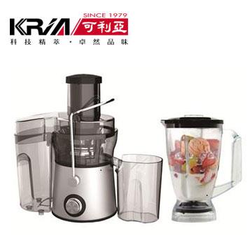 可利亞榨汁/攪拌二合一蔬果調理機(GS-322)