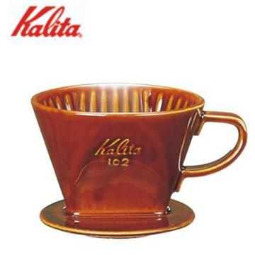 日本Kalita陶瓷濾杯102/咖啡(02003)