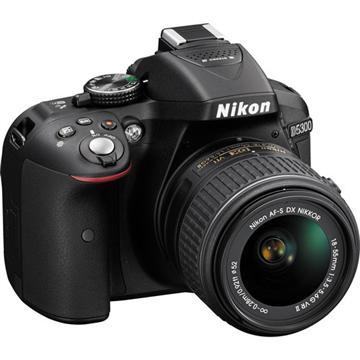 NIKON D5300 數位單眼相機KIT(18-55mm (中文平輸))
