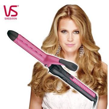 沙宣25毫米高效透氣溫控捲髮夾(VSCD120PIW)