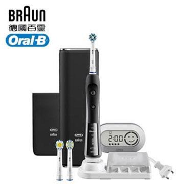 歐樂B 3D電動牙刷(黑)(PRO7000/B)