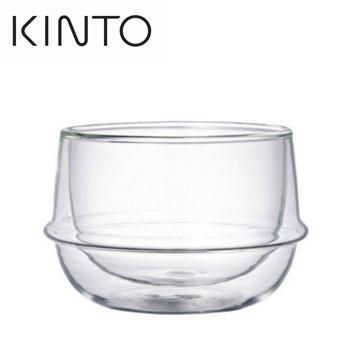 KINTO KRONOS雙層玻璃杯-200ml