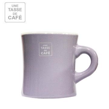 【福利品】UN CAFE 300C.C馬克杯-紫色