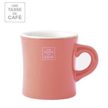 UN CAFE 380C.C馬克杯-粉色(MVW-IBK-236214)
