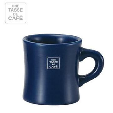 UN CAFE 380C.C馬克杯-寶藍色(MVW-IBK-236217)