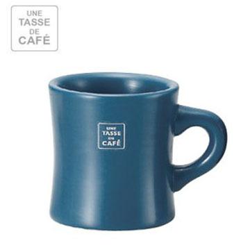 UN CAFE 380C.C馬克杯-靛藍色