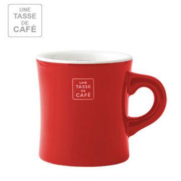UN CAFE 380C.C馬克杯-紅色(MVW-IBK-236213)