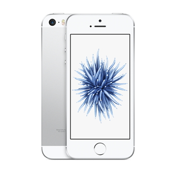 【64G】 iPhone SE 銀色(MLM72TA/A)