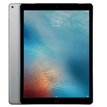 """【256G】iPad Pro 12.9""""Wi-Fi  太空灰(ML0T2TA/A)"""