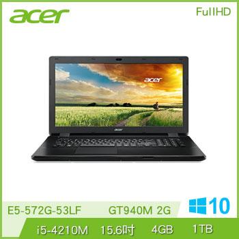 ACER 15.6吋 i7 輕薄筆電(E5-572G)