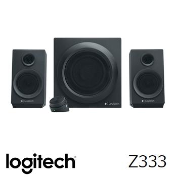 羅技Z333 2.1聲道音箱