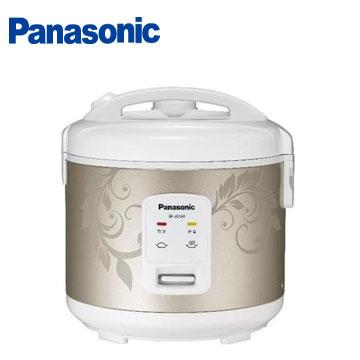 Panasonic 10人份機械式電子鍋(SR-JQ185)