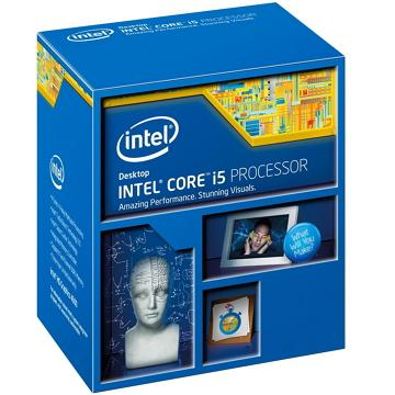 Intel CPU Core i5-4460(BX80646I54460)
