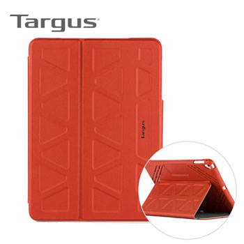 "【iPad Pro 9.7""】Targus 3D防衝擊保護套-紅(THZ63503GL)"